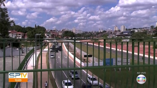Prefeitura de SP inaugura viaduto e ligação na Zona Sul previstos em operação lançada em 2001