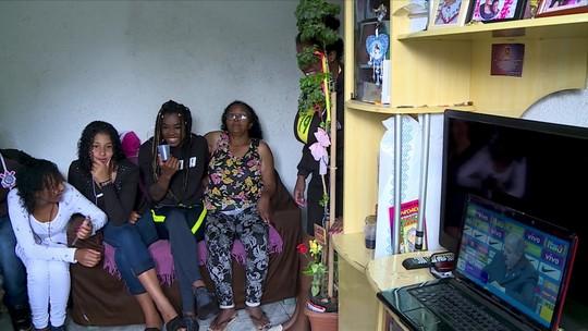Família de Ludmilla acompanha convocação da Seleção Feminina para a Copa do Mundo na França