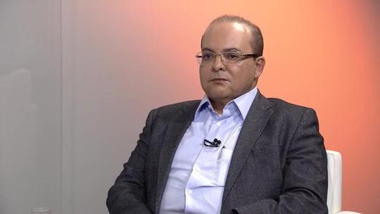 Ao G1, Ibaneis admite compra de imóvel sem escritura e promete combater 'abusos' de flanelinhas