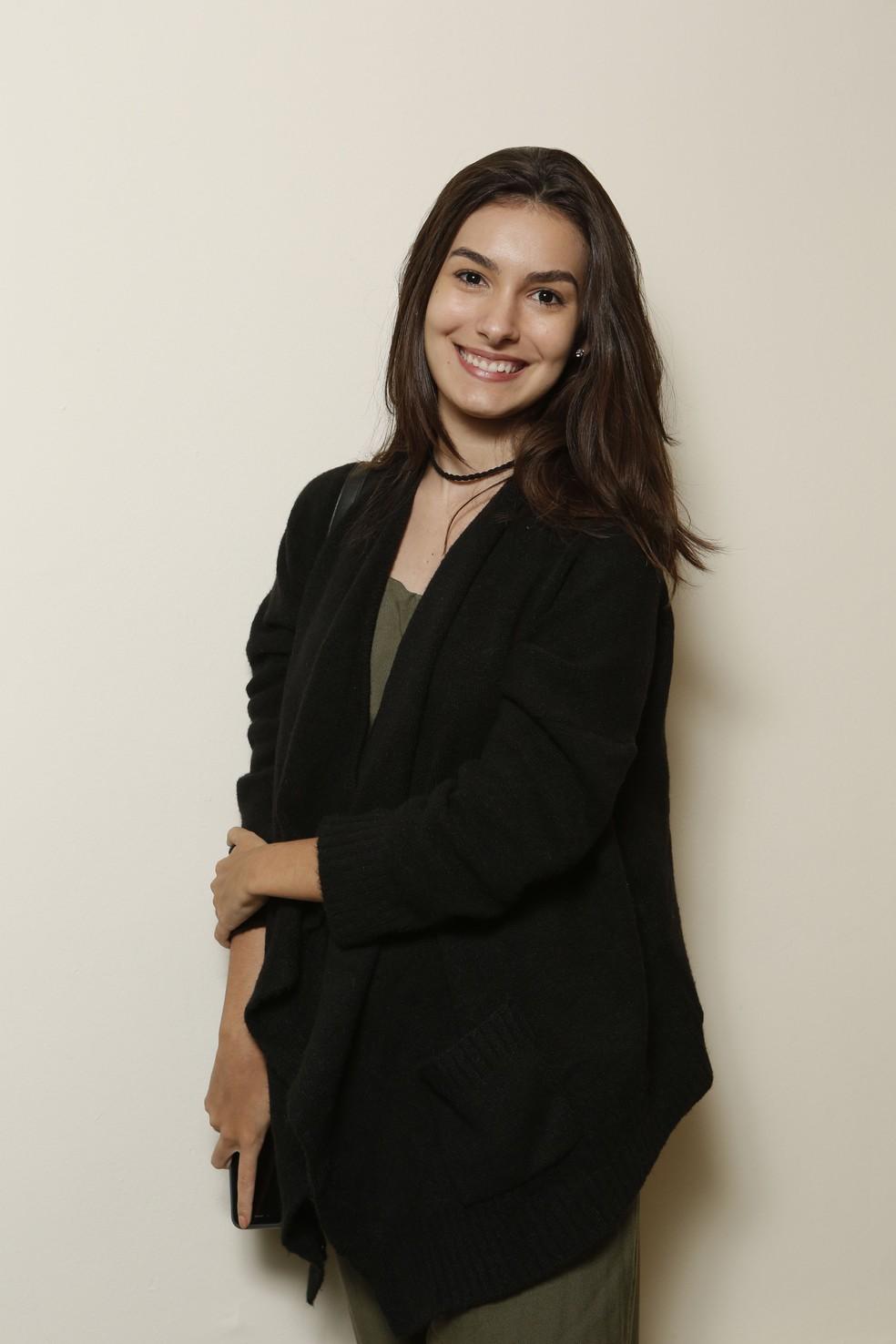 Marina Moschen brilhou como a estilista Yasmin na reta final da novela (Foto: Felipe Monteiro / Gshow)
