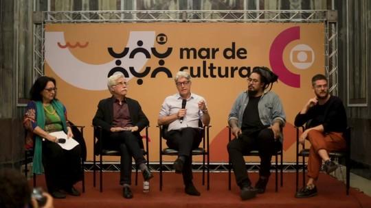 Mar de Culturas: confira o bate-papo na íntegra