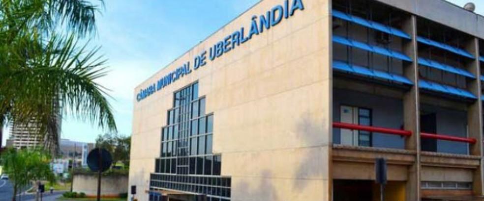 -  Vereadores aumentaram próprios salários em dezembro do ano passado  Foto: Câmara de Uberlândia/Ascom