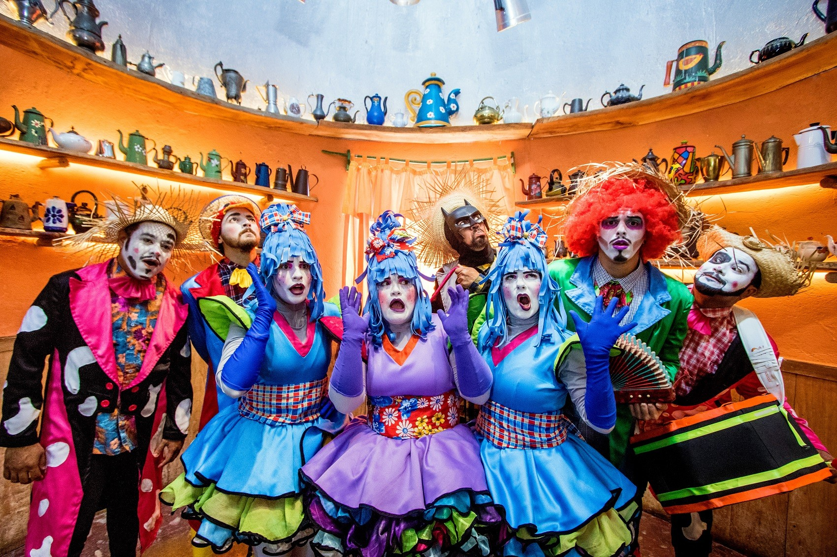 Banda Cazuadinha é atração no projeto Teatro é o Maior Barato - Notícias - Plantão Diário