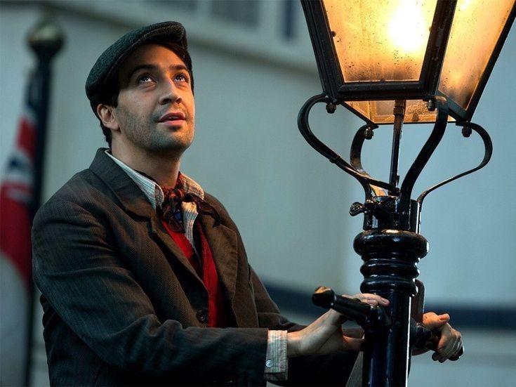 Lin-Manuel Miranda em O Retorno de Mary Poppins (Foto: Divulgação)