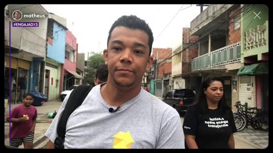 Matheus Cardoso reforma casas da periferia a preço popular