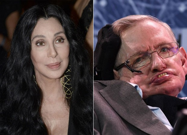 Cher relembra encontro com Stephen Hawking (Foto: Getty Images)