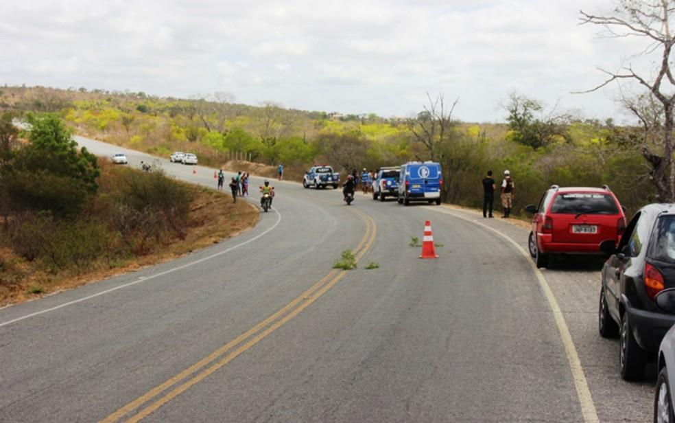 Ao todo, foram 42 acidentes, com 9 mortes, 24 vítimas com ferimentos leves e 17 com ferimentos graves (Foto: Raimundo Mascarenhas / Site Calila Noticias)