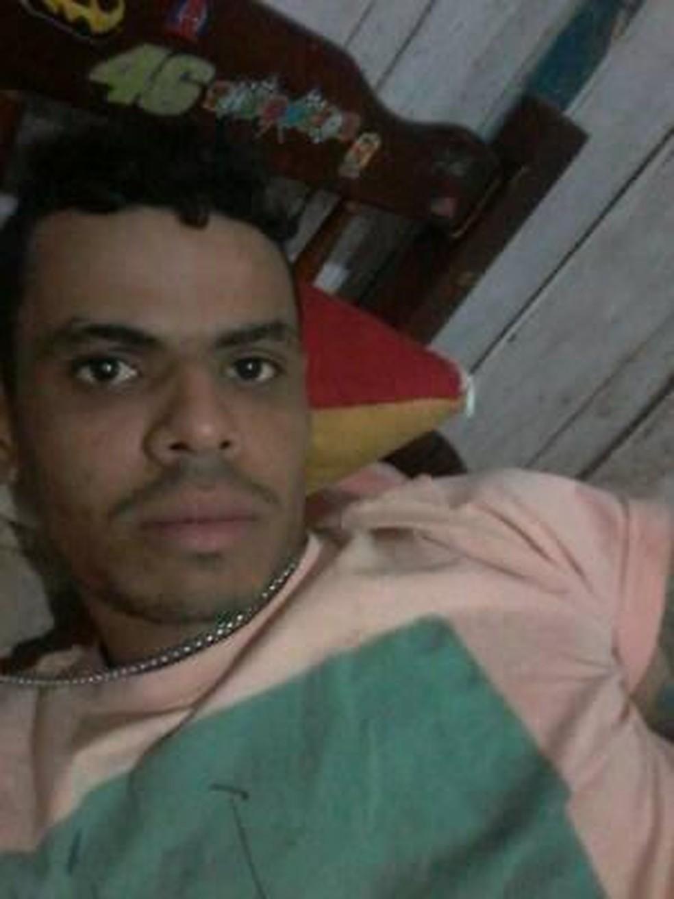 Adevilson morreu com tiros à queima-roupa — Foto: Redes sociais