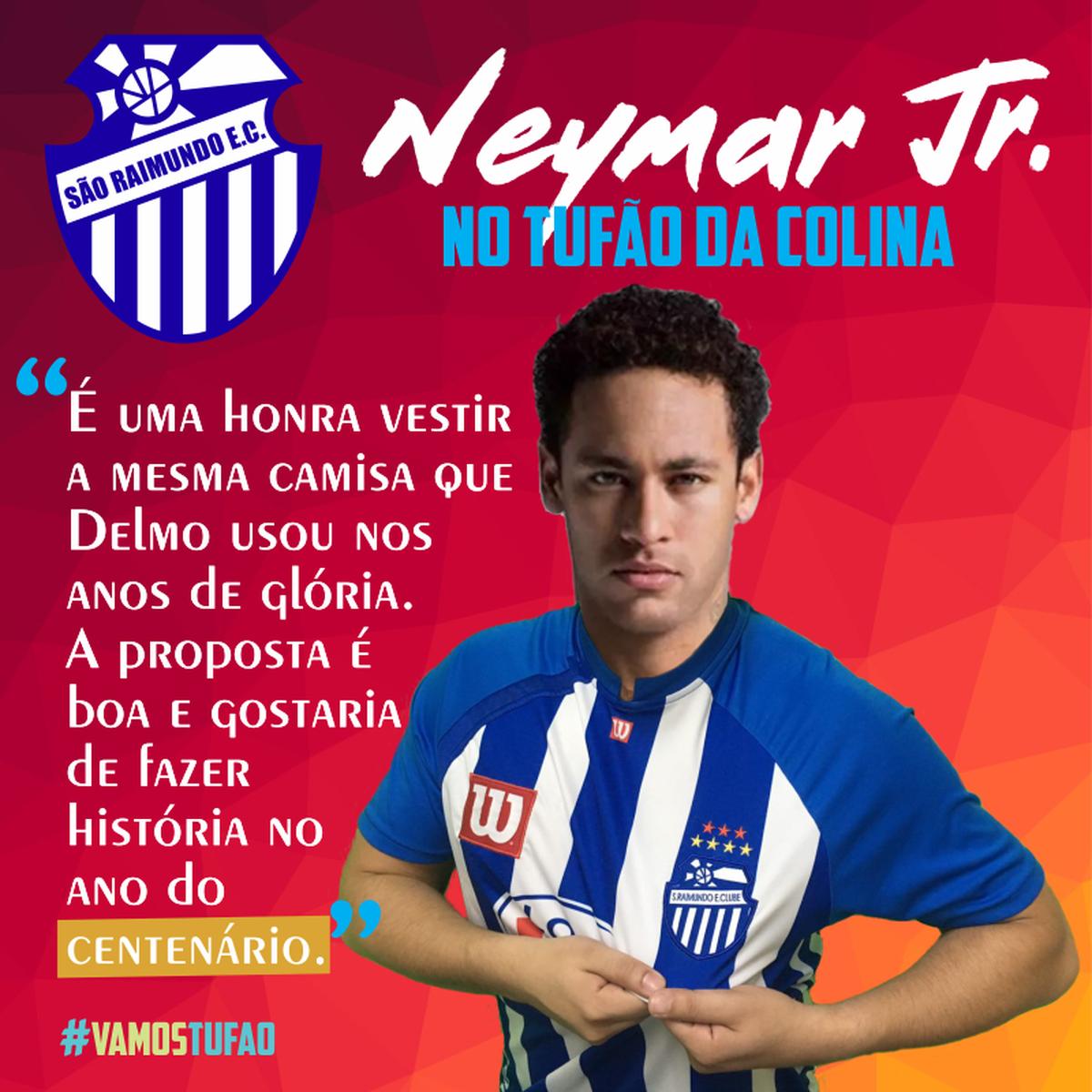 47dcc009ad Com Neymar na vitrine