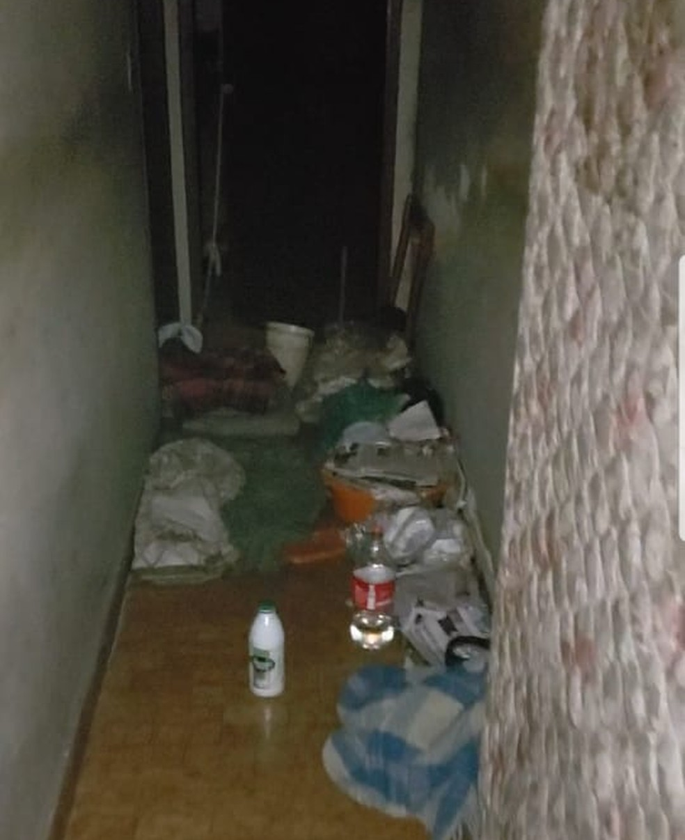 Corretor de imóveis manteve mulher em cárcere privado por 20 dias em Piracicaba (Foto: Guarda Civil de Piracicaba)
