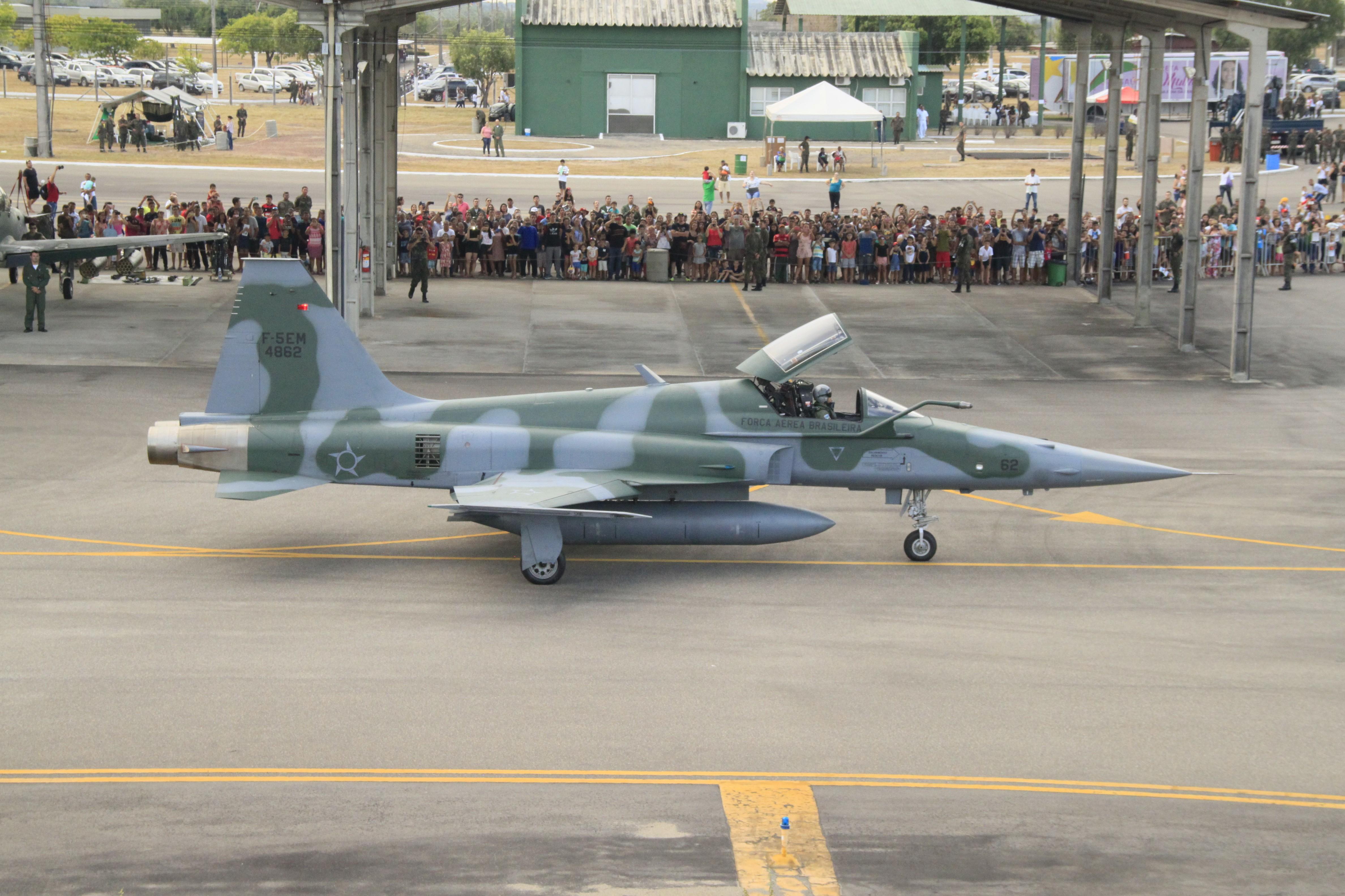 'Portões abertos' da FAB terá voos panorâmicos e exposições em Boa Vista - Notícias - Plantão Diário