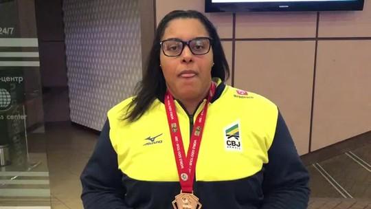 Maria Suelen é campeã, Mayra fica com a prata e mais três do Brasil levam bronze na Rússia