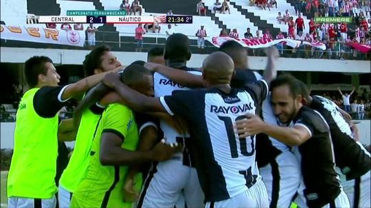 Da reserva ao gol da vitória: Bruno Oliveira comemora bom início no Pernambucano