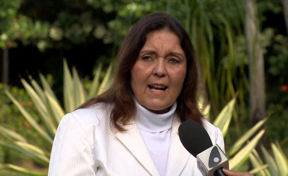 Márcia Lamas (Foto: Reprodução/TV Gazeta)