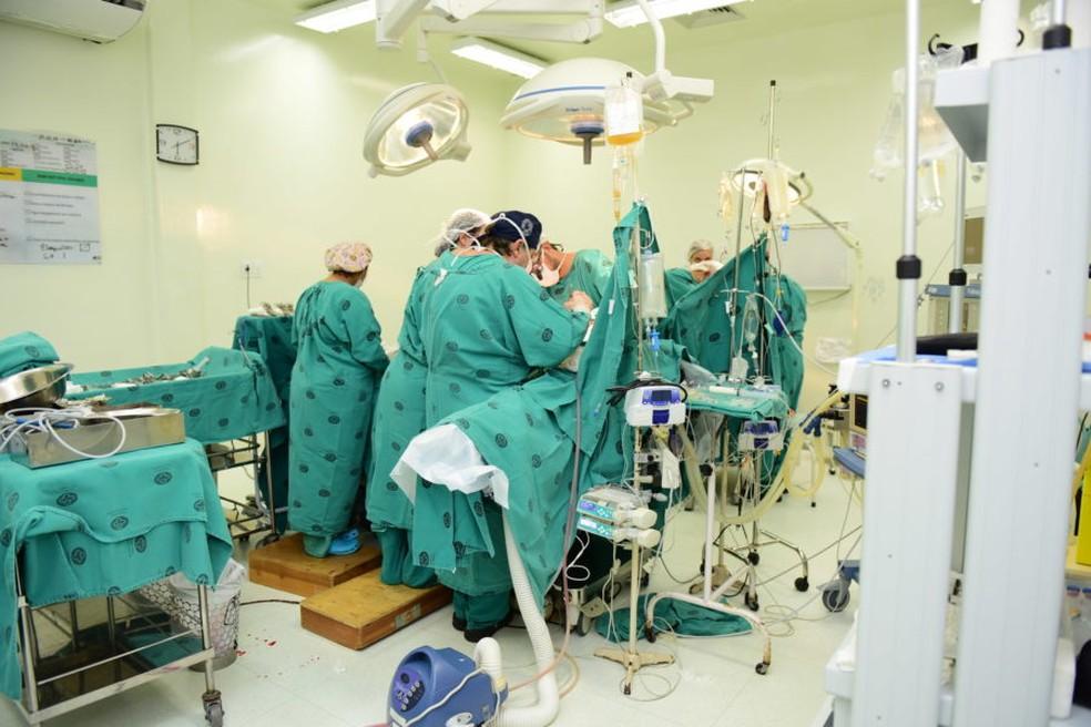 Número de transplantes cresceu na Paraíba em 2017, segundo dados da Central de Transplantes da Paraíba (Foto: Júnior Aguiar/Arquivo Pessoal)
