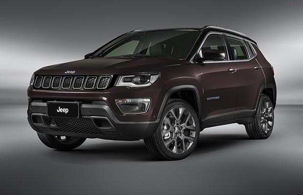 Nova Serie Do Jeep Compass Custa R 187 990 Mas Traz Tecnologia