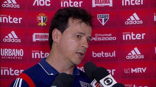 Fernando Diniz valoriza permanência de Raí no São Paulo e faz balanço positivo do trabalho