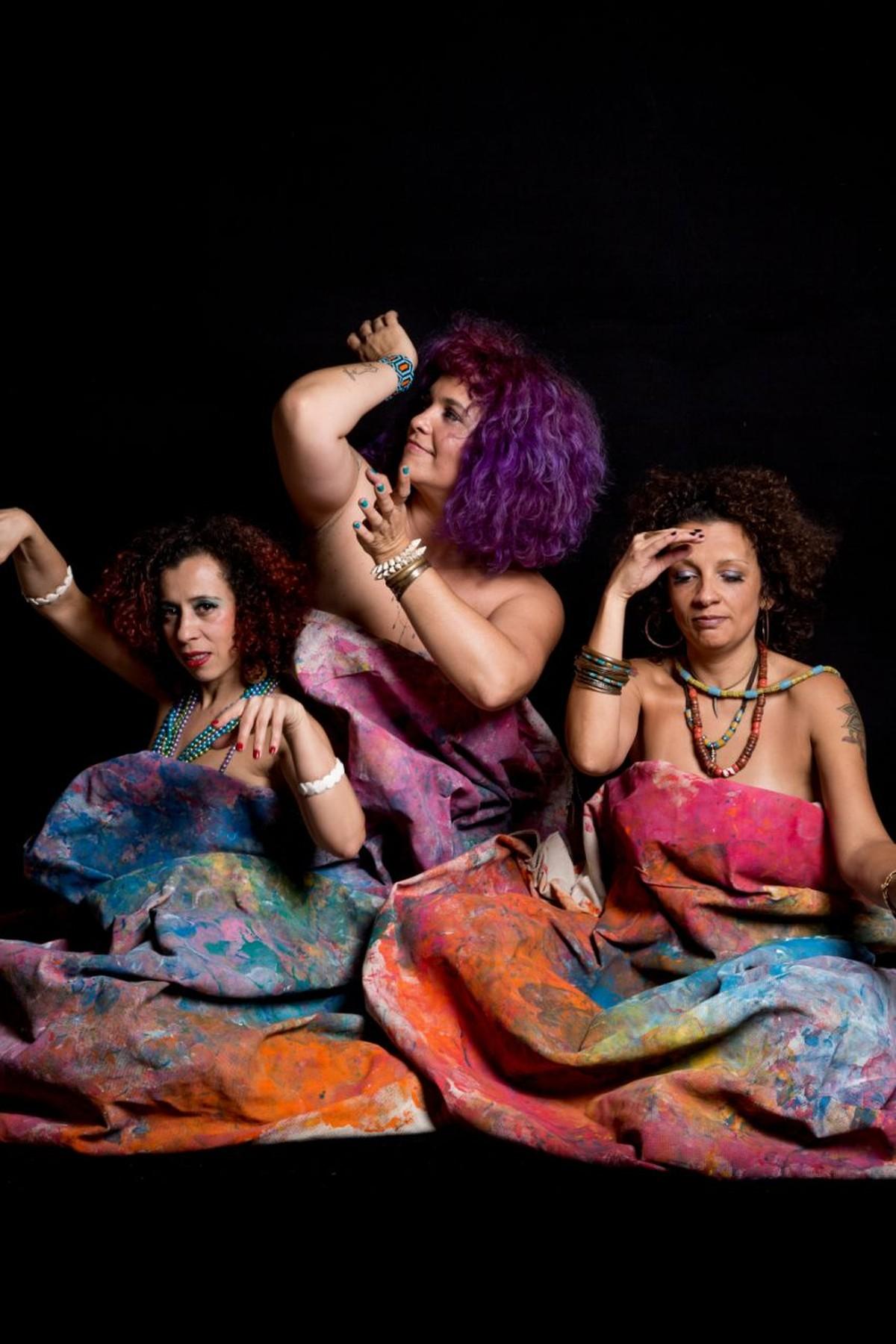 Coco de Oyá exalta cultura brasileira em show de aniversário do Casarão da Marquinha, em Mogi