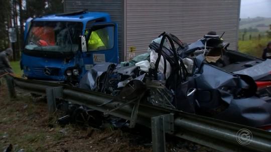 Polícia Rodoviária registra mais de 15 acidentes em menos de 24 horas na região de Itapetininga