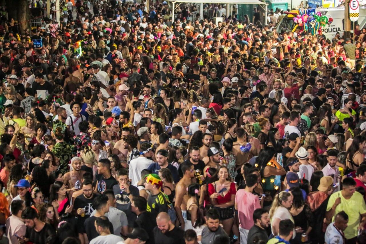 Prefeitura transfere Carnaval da Saudade de Foz do Iguaçu para a Praça da Paz na terça-feira (25)