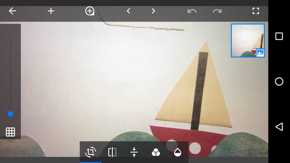 Studio Stop Motion disponibiliza diversos frames que podem ser editados gratuitamente ou através de compras pelo app — Foto: Reprodução/Adriano
