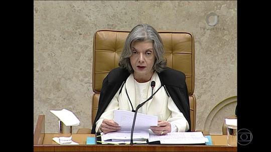 É 'inadmissível' e 'inaceitável' agredir a Justiça, diz Cármen Lúcia ao abrir o ano do Judiciário