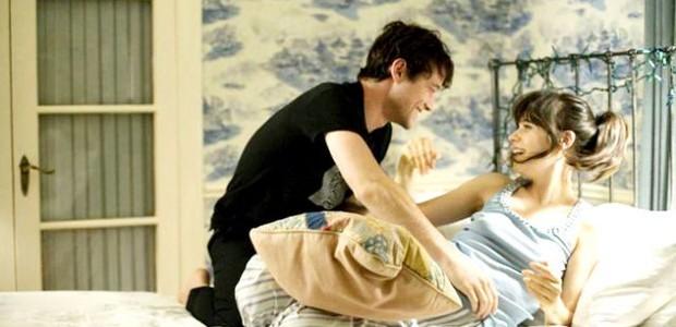 """Cena do filme """"500 dias com ela"""" (Foto: Reprodução)"""