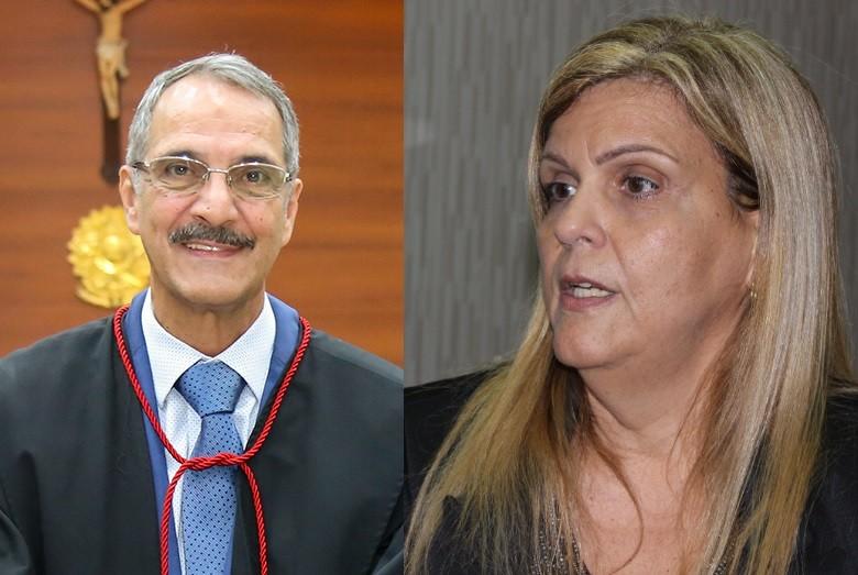Desembargadores Carlos Alberto e Nilza Maria são eleitos para comandar TRE-MT no biênio 2021/2023