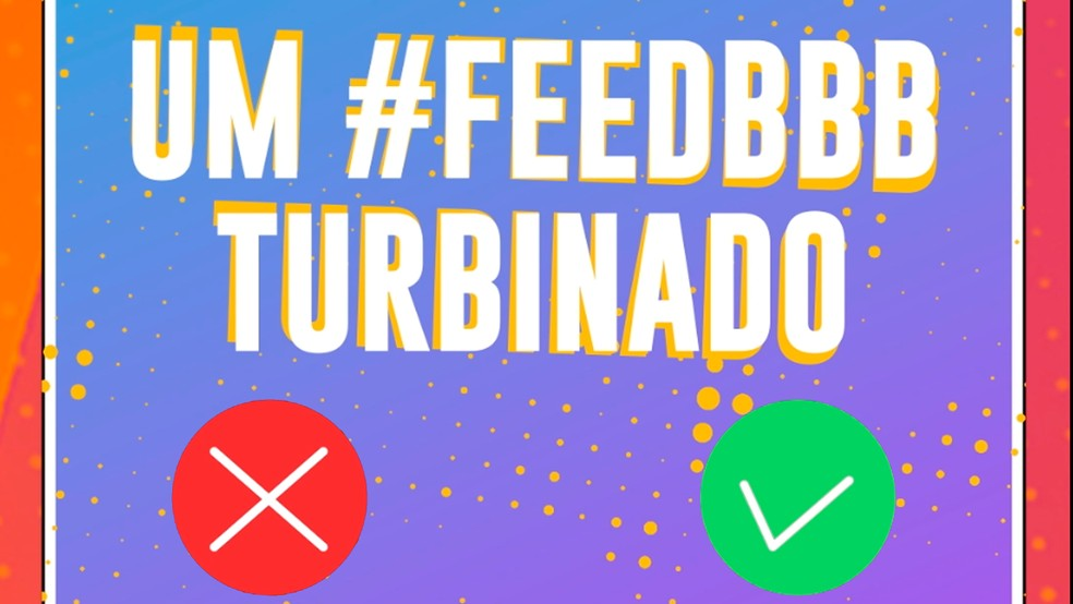 #FeedBBB será turbinado para o 'BBB21' — Foto: Globo