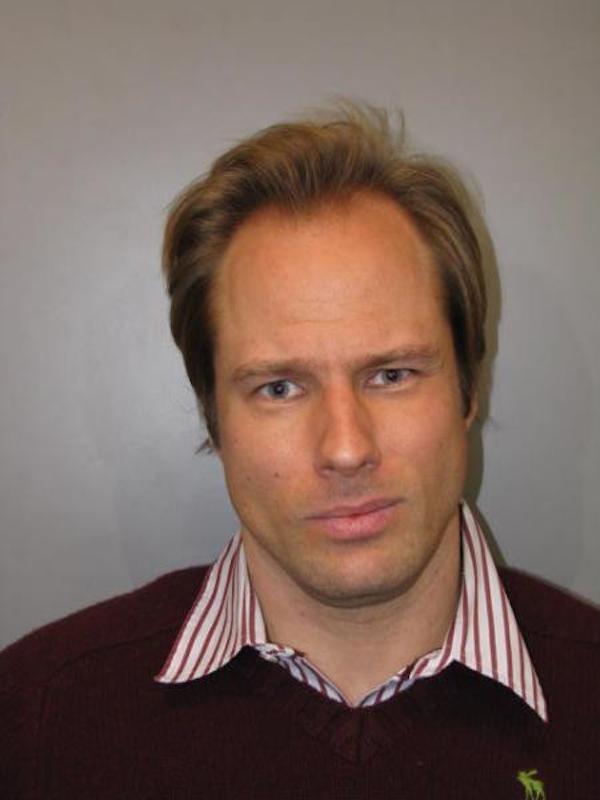 O ator Steven Wilder Striegel, condenado por tentativa de abuso de menor em 2010 (Foto: Divulgação)