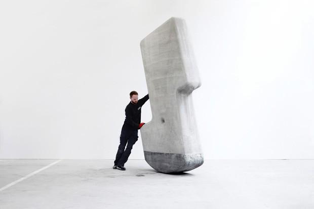 Pesquisadores encontram forma de mover toneladas apenas com as mãos (Foto: Divulgação)
