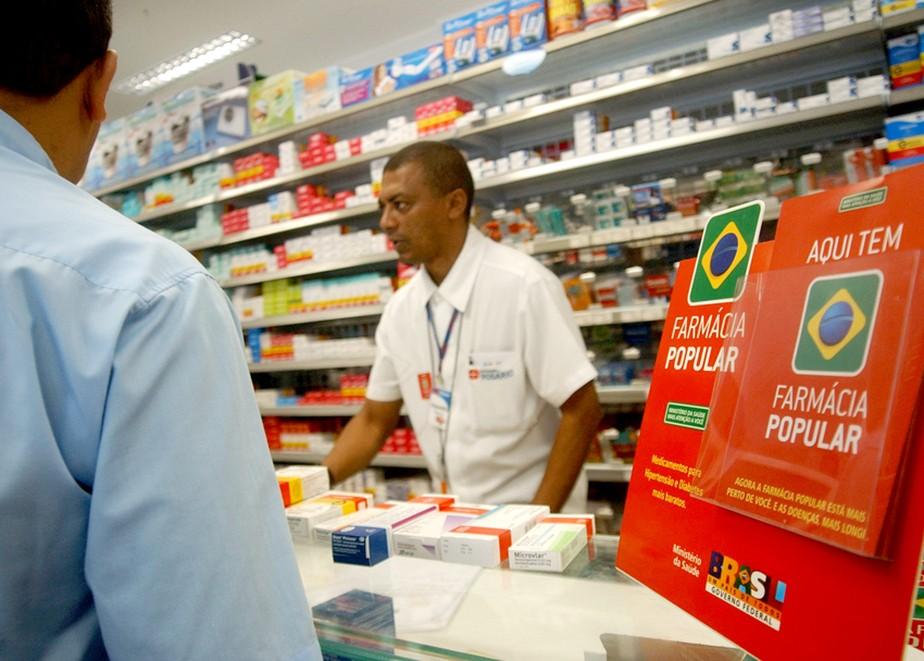 Fim do Farmácia Popular pode aumentar gastos da União com saúde, dizem associações