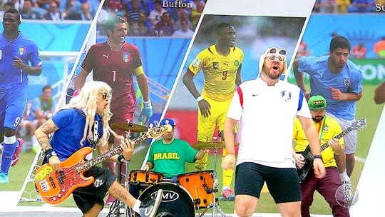 Banda potiguar lança música sobre tabela da Copa do Mundo; veja clipe