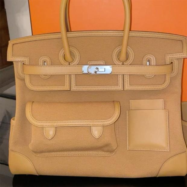 Bolsa de Cardi B (Foto: Reprodução / Instagram)