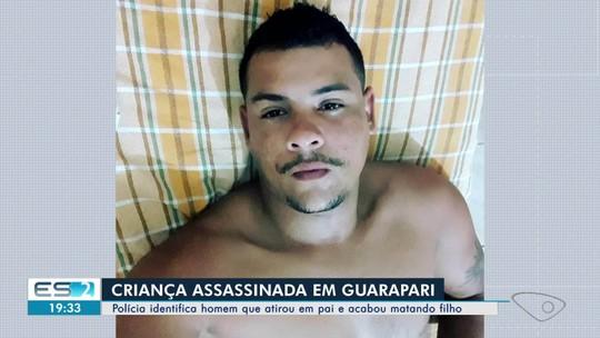 Suspeito de matar criança em Guarapari, ES, é identificado
