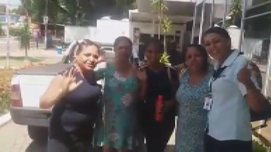 Motorista desvia trajeto de ônibus para socorrer mulher infartada; família faz vídeo para agradecer