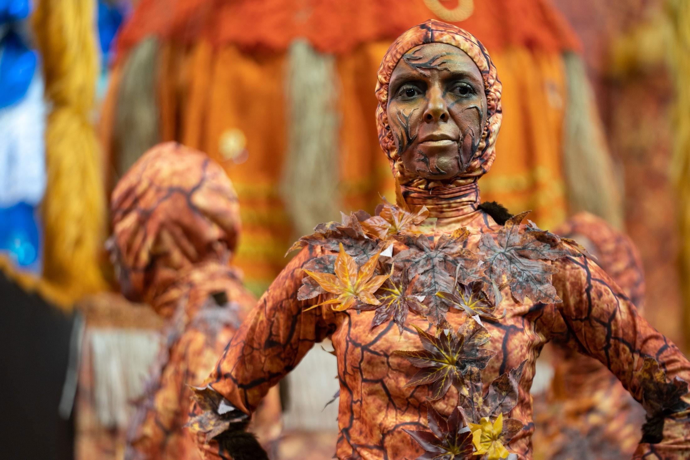 Barroca Zona Sul volta à elite após 15 anos cantando Tereza de Benguela, líder de quilombo
