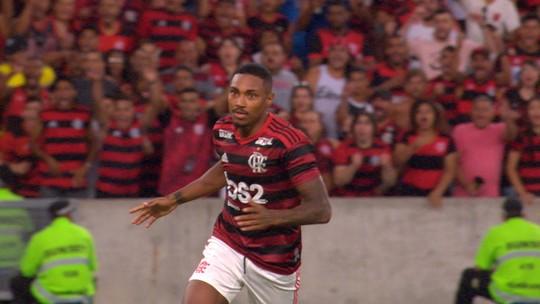 Atuações do Flamengo: gols colocam Arão e Vitinho como melhores da final