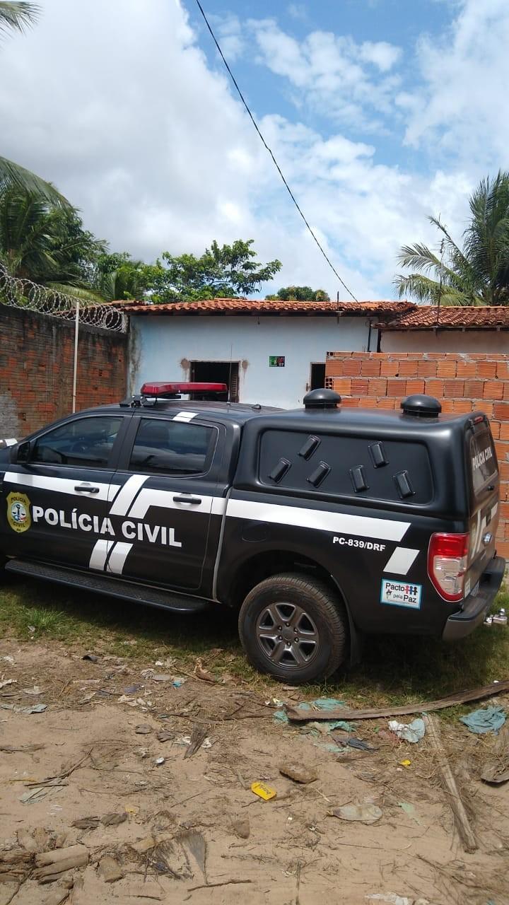 Casal é preso suspeito de roubar loja de departamentos em São Luís