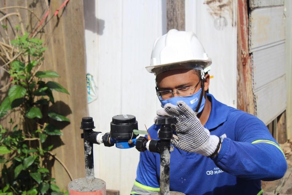 O reajuste anunciado pela Águas de Manaus na segunda quinzena de agosto era de quase 25%. — Foto: Divulgação/Águas de Manaus