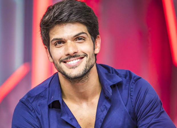 Lucas, participante do 'BBB 18' (Foto: Paulo Belote/TV Globo)