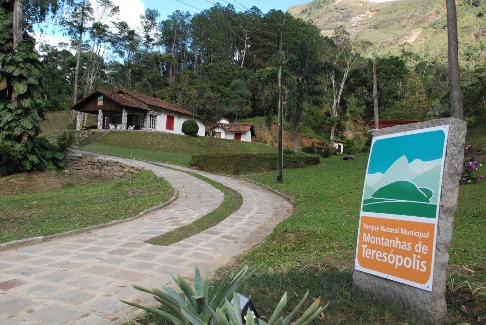 Parque Natural de Teresópolis vai receber verba para investir em manutenção, diz governador - Notícias - Plantão Diário