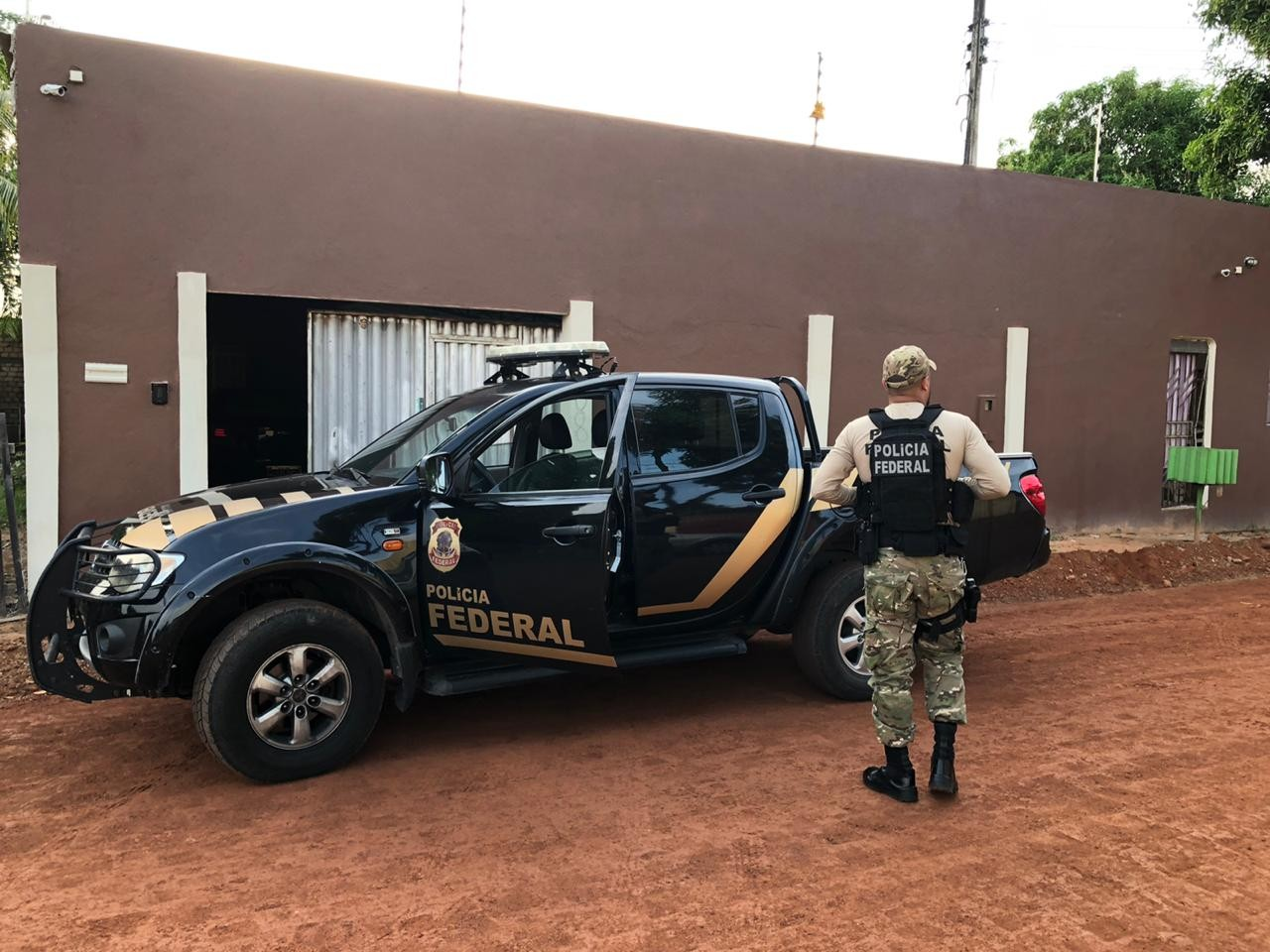 Operação da PF em RR mira grupo criminoso que atava no tráfico interestadual de cocaína - Notícias - Plantão Diário