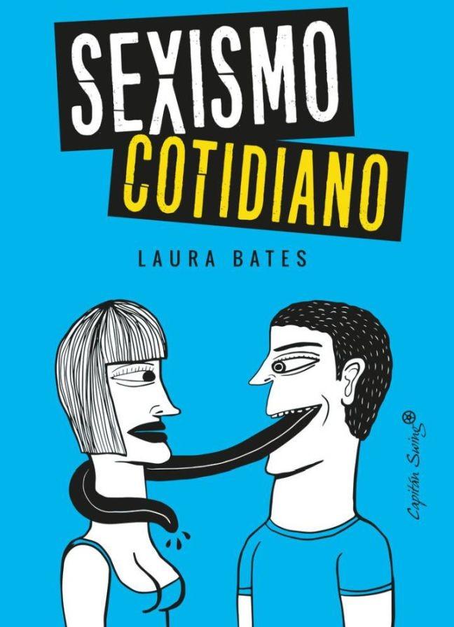 Capa do livro 'Sexismo cotidiano' (Foto: El País)