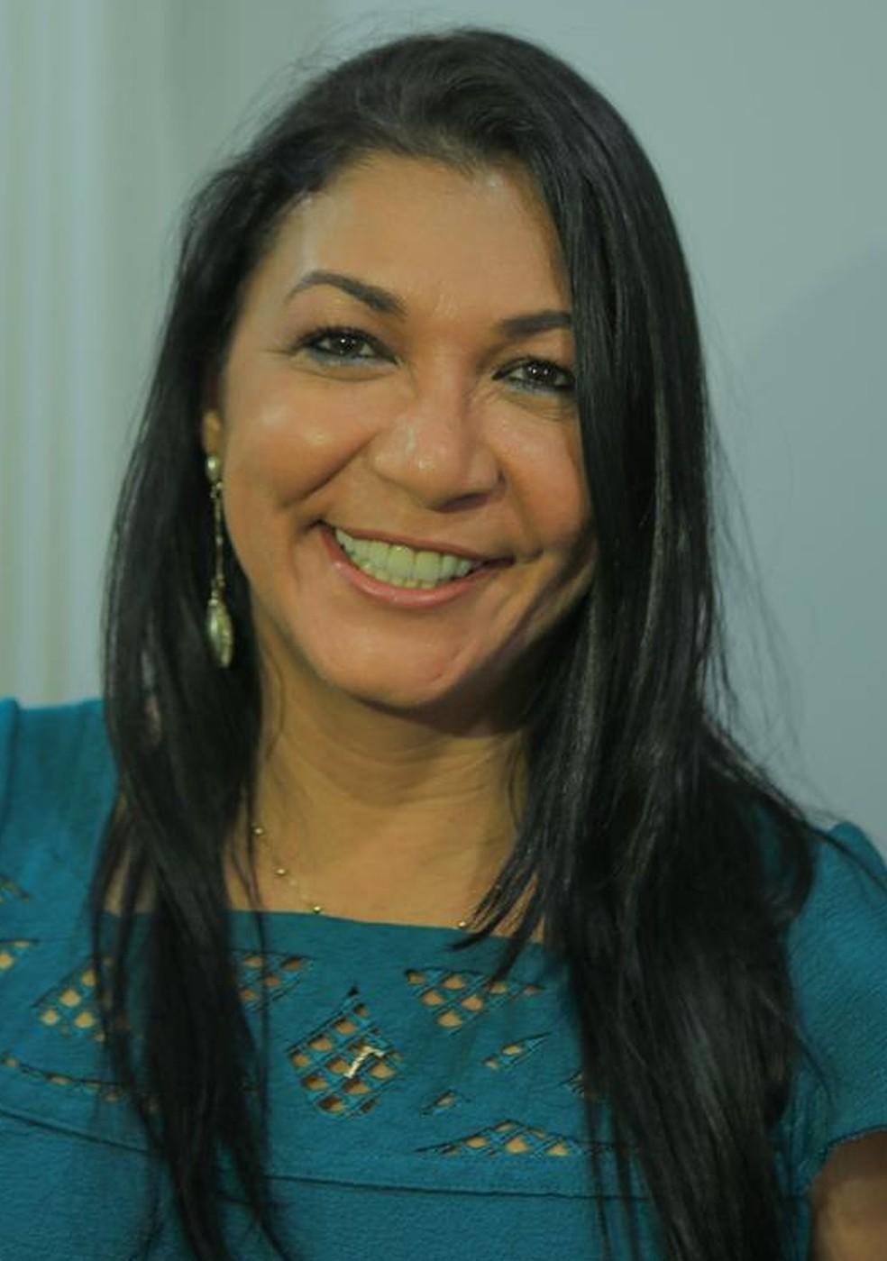 Eliane Sinhasique assumirá a Secretaria de Turismo — Foto: Divulgação