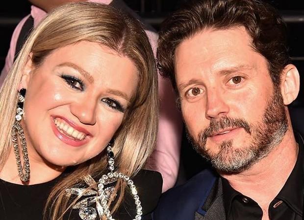 Kelly Clarkson e Brandon Blackstock estavam casados há sete anos e têm dois filhos (Foto: Reprodução/Instagram)