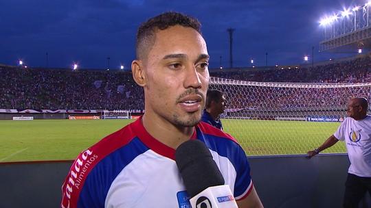 Para Edigar Junior, Bahia teve um ano proveitoso