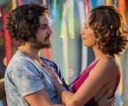 Gabriel Leone e Camila Pitanga em cena de 'Velho Chico' | Caiuá Franco/ TVGlobo