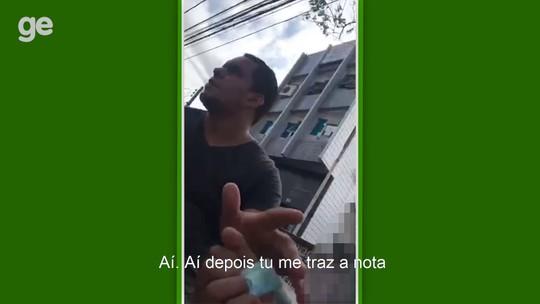 Empresário de jogadores ofereceu dinheiro para sócio do Santos votar pelo impeachment de Peres