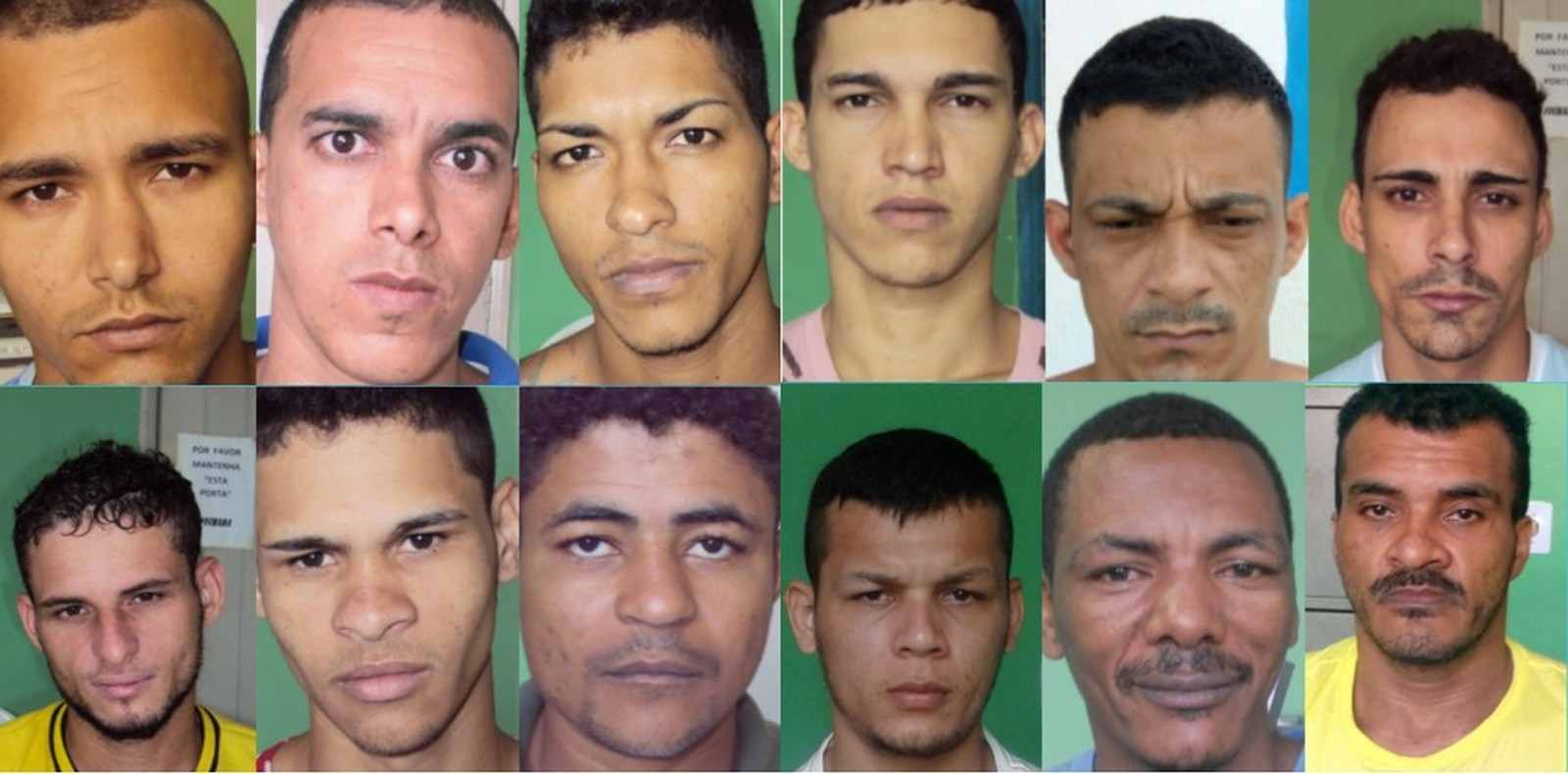 Foragidos de presídio de Ji-Paraná